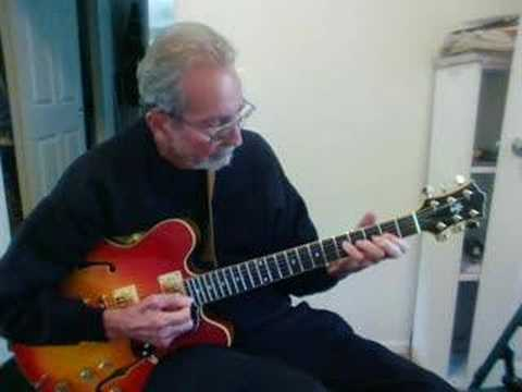 LOVE IS HERE TO STAY (Barney Kessel Style)