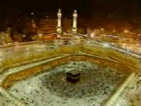 Azaan--Masjid Al Haram