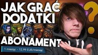 Jak grać w World of Warcraft? Zakup gry oraz Abonamentu!