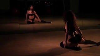 Tammy Torres Flash Dance Video Feat. Gudda, Mack Maine, and Brisco- Lil Wayne -Bed Rock  - diip