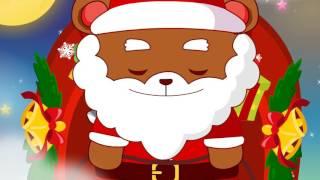 兔小贝儿歌 346 圣诞老人进城