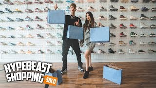 Taking The Beverly Hills Brat Hypebeast Shopping!