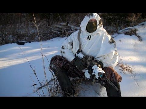 German Snow Camouflage Effectiveness