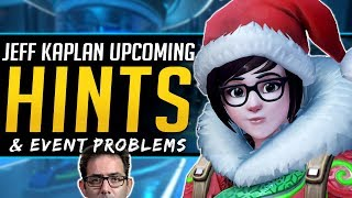 Overwatch Upcoming Hints from Jeff Kaplan - Winter Event Problems