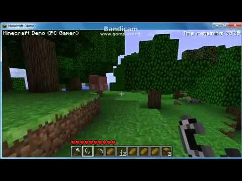 Minecraft DEMO版で スポーンブロックの紹介します【ゆっくり実況】 2