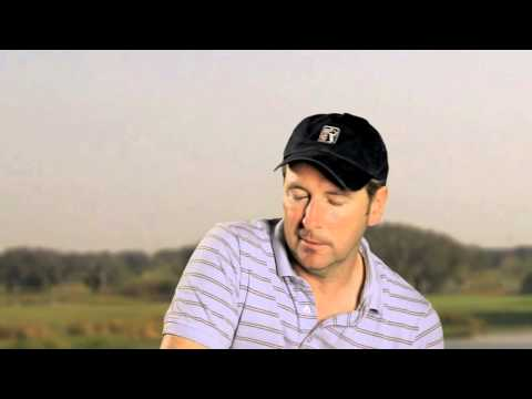 Graeme McDowell having trouble with his accent - Spoof