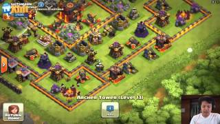 [Thai] Clash of Clan 78 - Halloween มาแล้ว by Khit TV