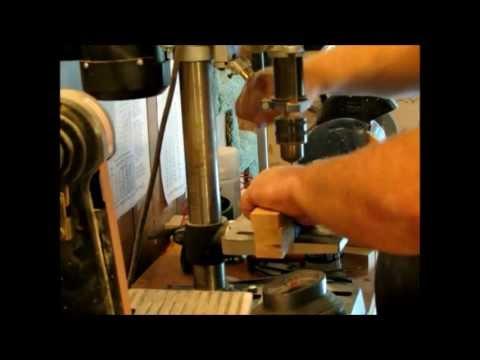 Wood Turning Whirligig