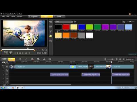 Corel Studio Pro X4