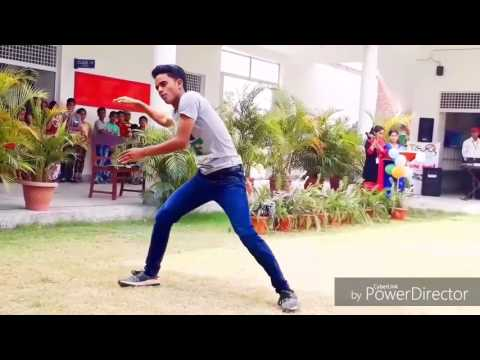 Chunar | Disney's ABCD 2 | Sachin - jigar | Arijit singh | Dance cover by Rahul arya
