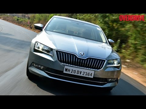 2016 Skoda Superb - First Drive Review by Overdrive