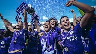 Chelsea top Sunderland to cap title-winning season