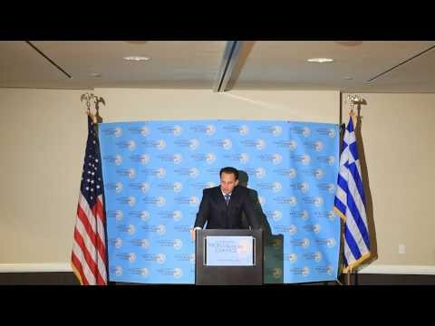 Greek FM Droutsas' speech at the World Affairs Council (2 of 2)