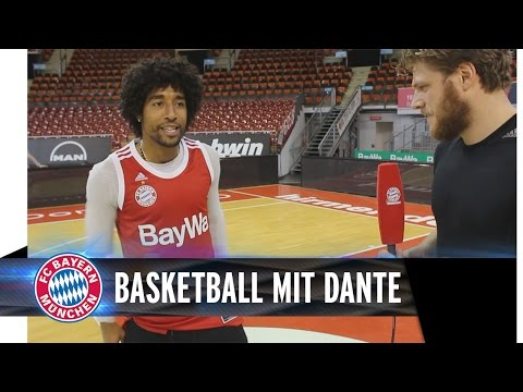 Dante Beim Fcb Basketball video