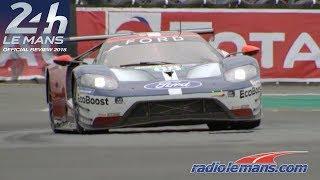 Epic GT Pro Battle | Porsche vs Ford | 24 Hours of Le Mans 2018