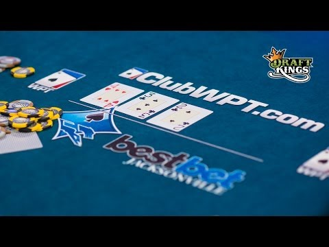 WPT Season 12 Final Table Live Stream: Jacksonville bestbet Open (pres. by DraftKings.com)