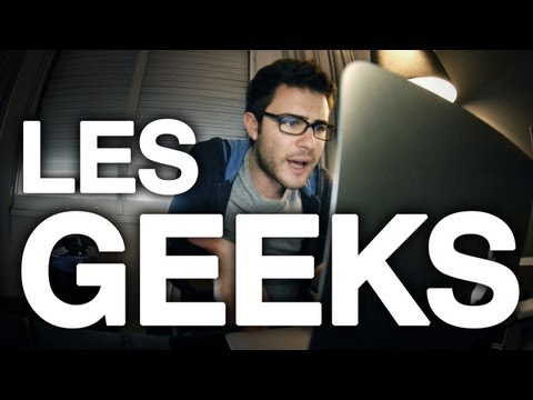 Cyprien - Les geeks