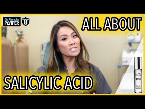 Salicylic Acid | What it is & How it Treats Your Acne