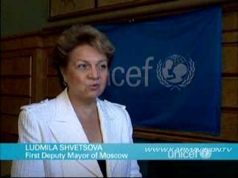 UNICEF: Moscow child-friendly city - Karmavision