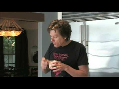 KEVIN BACON SUPPORTS EARTH HOUR! Video