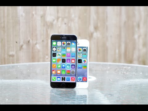 Apple iPhone 6 VS iPhone 5S - Whats Different!