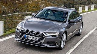 Audi A6 2019 Car Review