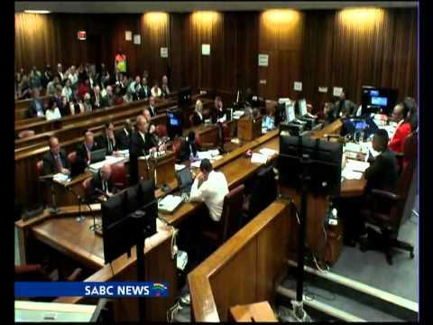 Chriselda Lewis on Oscar Pistorius trial