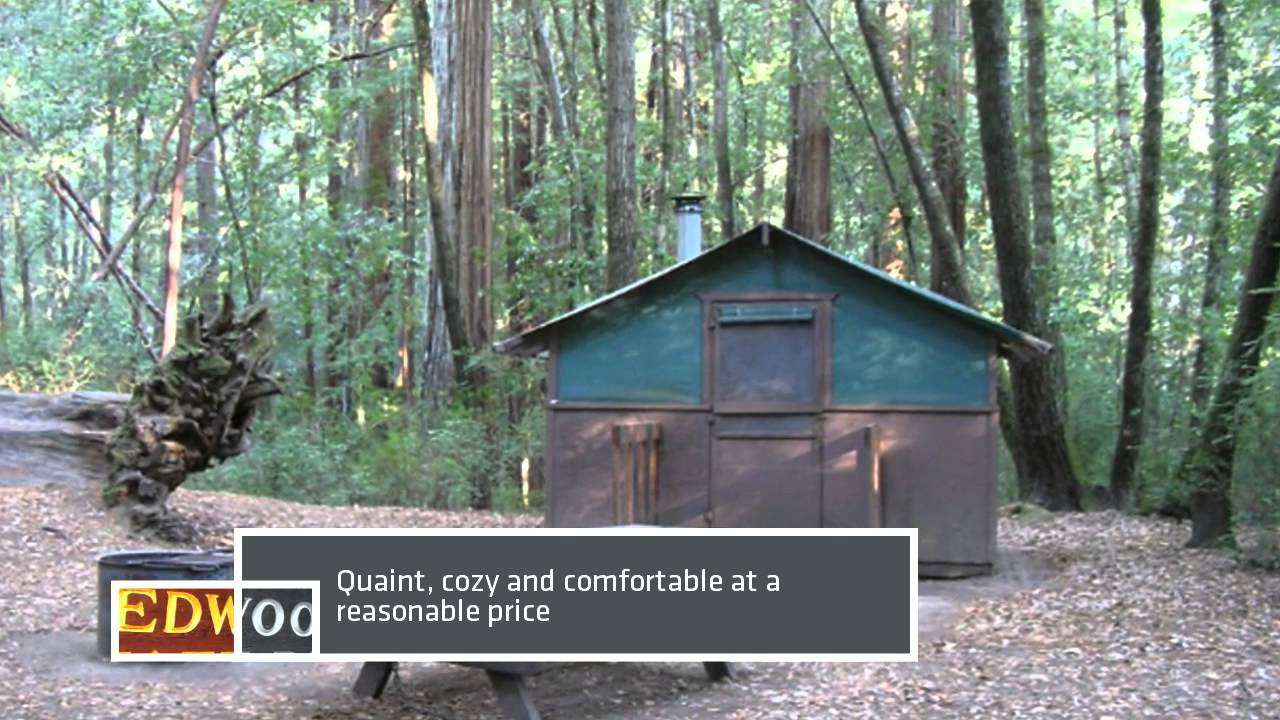big basin tent cabin reservations youtube