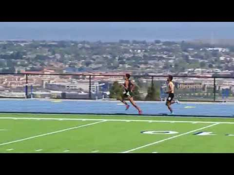 04/23/14 Hartnell College Track and Field - Conference Championships 2014 - Part 1