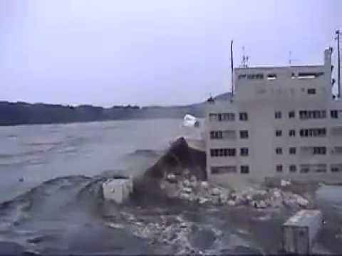 Unexpected Flood Caught On Camera