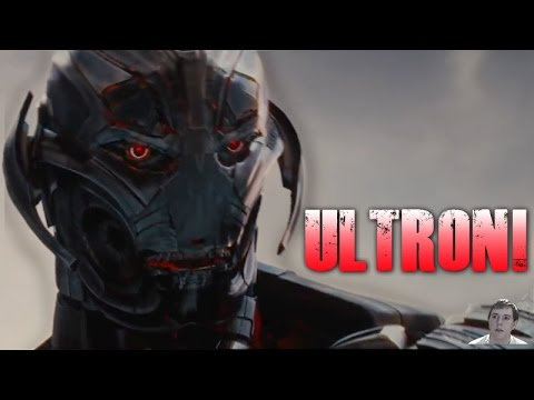 Marvel's Avengers: Age of Ultron Trailer - Ultron is a Decepticon! - Review
