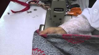 part 2 cushion making