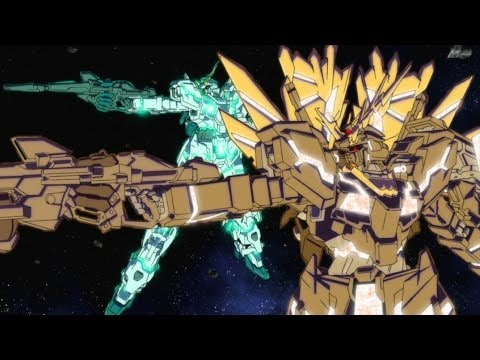 機動戦士ガンダムUC episode 7 プロモーション映像02 [HD] [PlayStation®Store]
