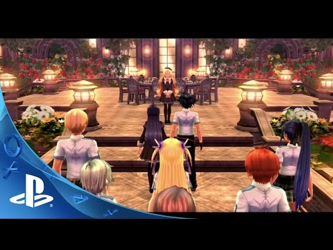 The Legend of Heroes: Trails of Cold Steel - Launch Trailer | PS3, PS Vita