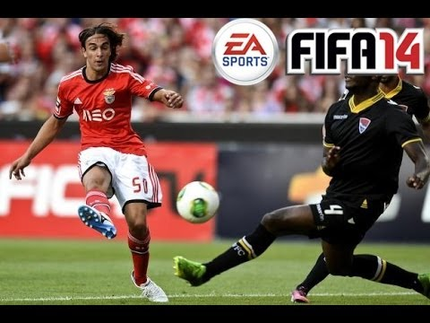 FIFA 14 Best Young Players in Career Mode - Lazar Markovic Review - 90 Potential
