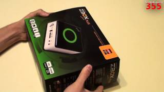 Zotac Zbox Nano Plus (AD10) PC_ Unboxing
