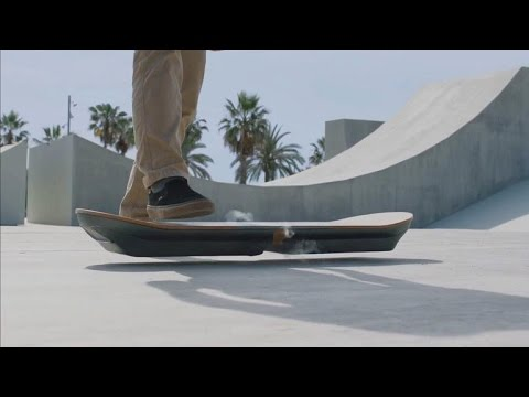 Lexus torments us with hoverboard marketing stunt
