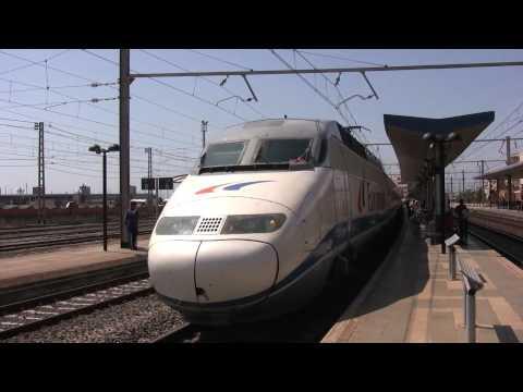 Tarragona Station / la estación de Tarragona (August 2009)