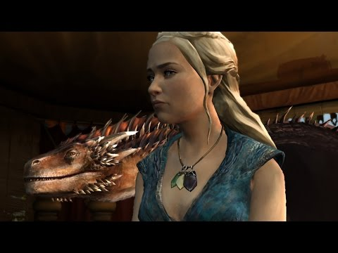Telltale's Game of Thrones #1 - Episode 4: Sons of Winter