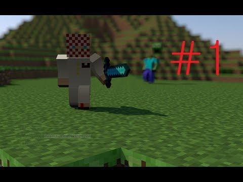 ماين كرافت : البداية الماينكرافـتية الجزء2 #1 | 1# Minecraft : fantasy part2
