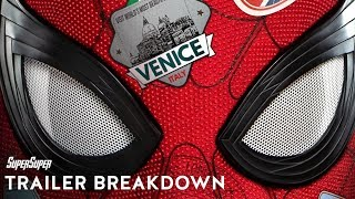Spider-Man: Far From Home Trailer Breakdown in Hindi | SuperSuper