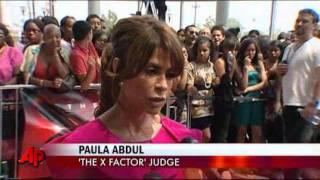 'X Factor' Judges Talk Cheryl Cole's Exit