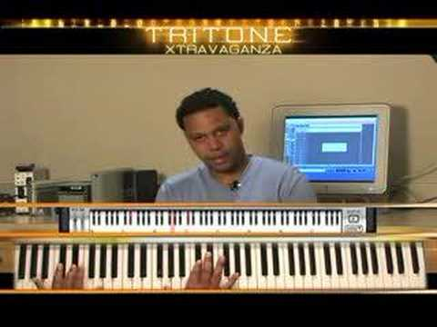 Piano Lessons - Learn Tritones Phatten Up Your Gospel Chords - GospelMusicians.com