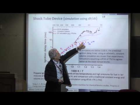 NCCRD@IITM-Automatic generation,Lumping, Surrogates and Renewable Fuels by Prof  Eliseo Ranzi