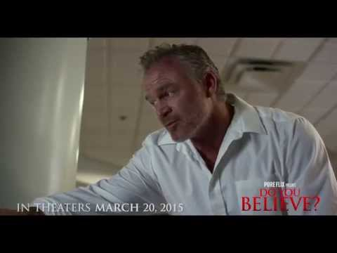 Brian Bosworth in Do You Believe? Movie