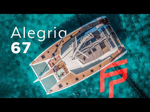 Alegria 67 - Fountaine Pajot Sailing Catamarans