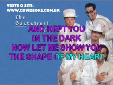Backstreet Boys, The   Shape Of My Heart