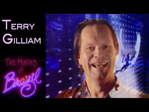 TERRY GILLIAM - MAKING OF BRAZIL