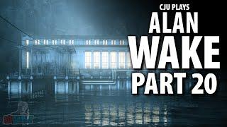 TRANSFORMER YARD - Let's Play Alan Wake Part 20 | PC Game Walkthrough