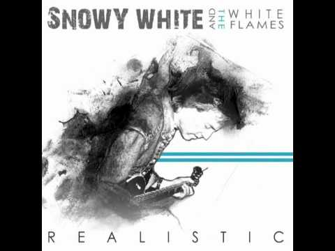 Snowy White And The White Flames - On The Edge Of Something